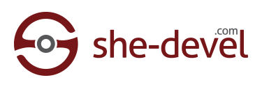 she-devel.com logo